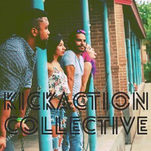 The Kickaction Collective Flamingo Cantina