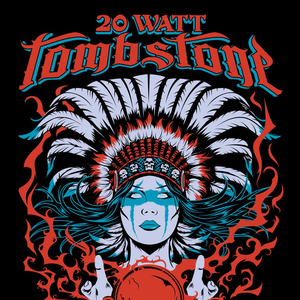 20 Watt Tombstone Fairland
