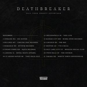 Deathbreaker Seattle