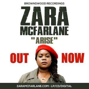 Zara McFarlane Hare & Hounds