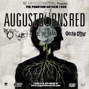 August Burns Red USINE