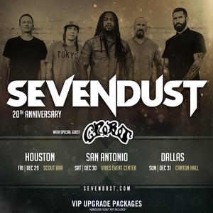 Sevendust Vibes Event Center