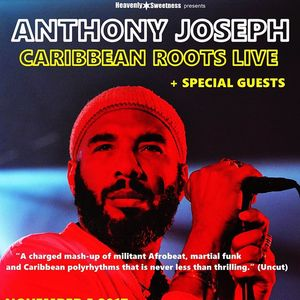 Anthony Joseph La Cigale