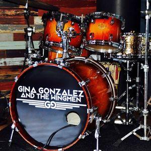 Gina Gonzalez and the Wingmen Mickey Finn's