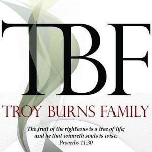 Troy Burns Family St Stephen