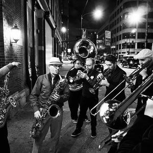 Lowdown Brass Band Shelburne