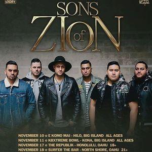 Sons Of Zion The Republik