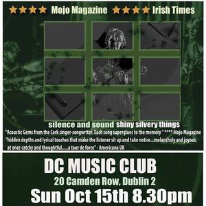 Cormac O Caoimh Music St. Patrick's Gateway Centre