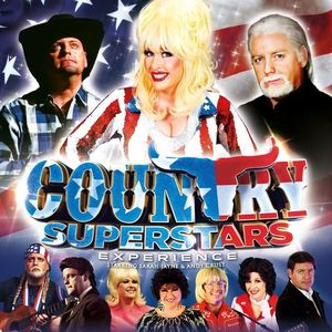 The Country Superstars Experience Hosted By No1 Dolly Parton Sarah Jayne Beck Theatre