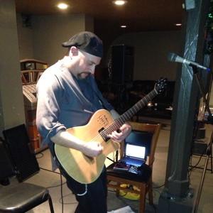 Victor Samalot / Solo instrumental Guitarist Wakeman