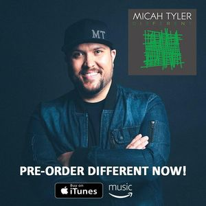 Micah Tyler Set Free Tour / Oakley-Lindsay Center