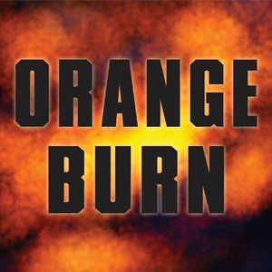 Orange Burn The Way Station
