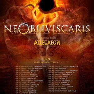 Ne Obliviscaris Madison