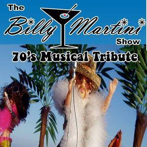 The Billy Martini Show Aptos