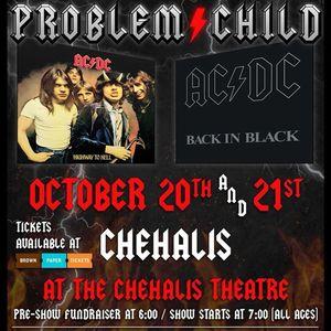 Problem Child - AC/DC Tribute Band Elma