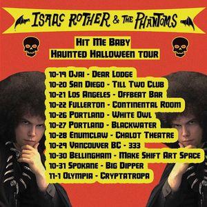 Isaac Rother & The Phantoms Spokane