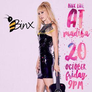 Binx BINX live at Legends