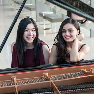 La Fiammata Piano Duo Koerner Hall