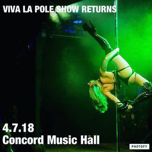 Viva La Pole Show Reggie's Rock Club