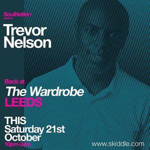 Trevor Nelson The Wardrobe