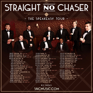 Straight No Chaser Hershey Theatre (Evening)