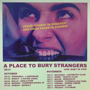 A Place to Bury Strangers Granges-Près-Sion