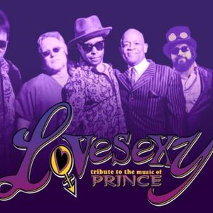 """LoVeSeXy ...""""Tribute to the music of PRINCE"""" Milford"""