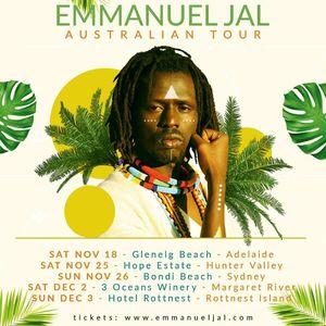 Emmanuel Jal Hotel Rottnest