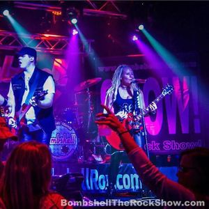Bombshell -The Rock Show Rosiclare