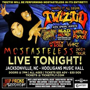 Twiztid Boiling Springs