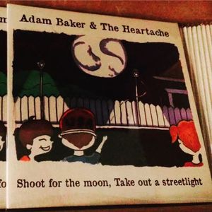Adam Baker and The Heartache Pierceton
