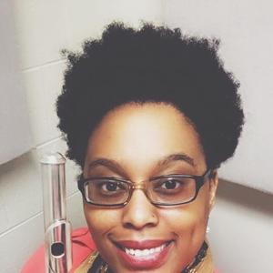 Shantanique Moore, flutist Linden