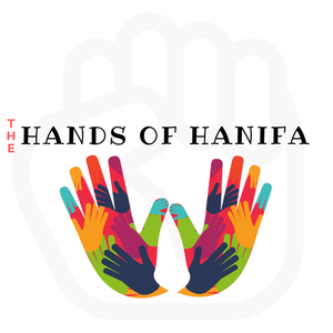 The Hands of Hanifa Brookfield