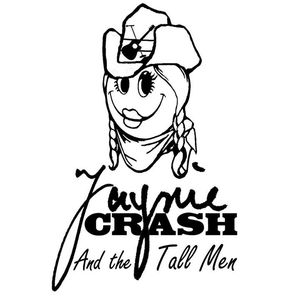 Jaynie Crash and The Tall Men North Greece