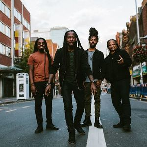 New Kingston Black Sheep