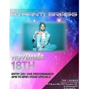 Ashanti Bragg Music Williamsburg