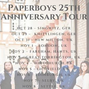The Paperboys Oroville