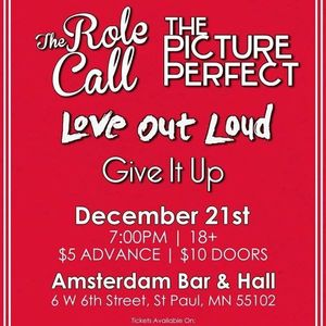 Love Out Loud Amsterdam Bar and Hall