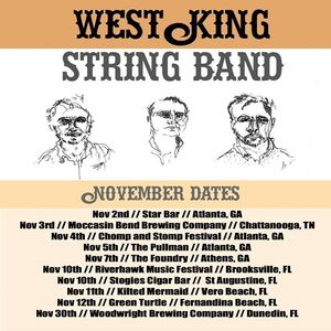 West King String Band St Stephen