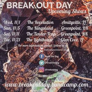 Break Out Day Trumbull