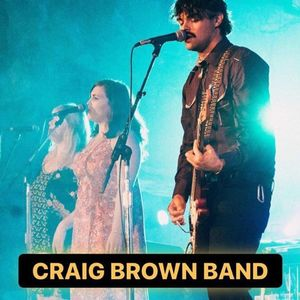 CRAIG BROWN BAND Salt Lake City