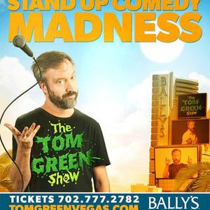 Tom Green The Bell House