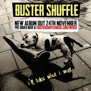 Buster Shuffle Official Dilbeek