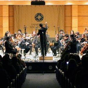 Orquesta  USS campus las tres Pascualas Concepcion