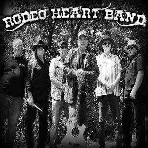 Rodeo Heart Band Webbers Falls
