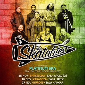 The Skatalites Madrid