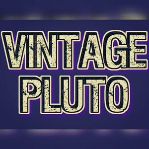 Vintage Pluto Fubar