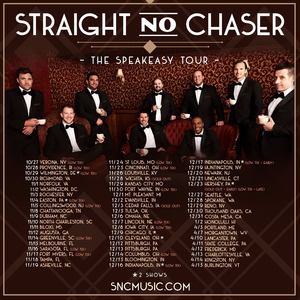 Straight No Chaser Paramount Theatre