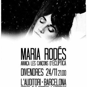 Maria Rodés L'Auditori