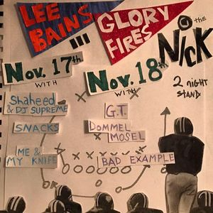 Lee Bains III & The Glory Fires Trussville